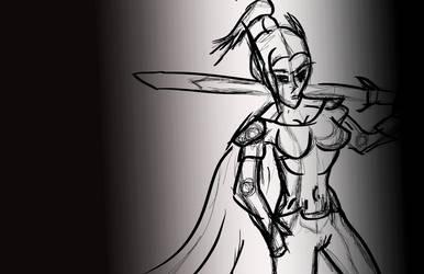 Adalga Sketch 2 by DrakeHensley