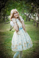 Lolita in the forest by TrishaLayons