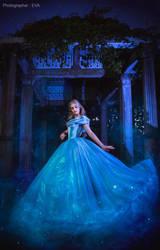 Cinderella 2015 by TrishaLayons