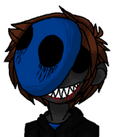 Eyeless jack bby by cryptidroad