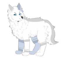Wowie What A Dog by cryptidroad
