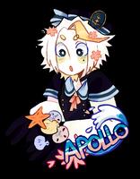 Apollo Badge by cryptidroad