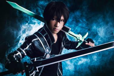 Kirito - Sword Art Online by PhantomLex
