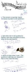 Musician Meme by cupcakemichi