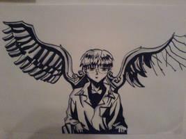 Fallen Angel by 3lly-ch4n