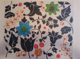 Flowers by 3lly-ch4n