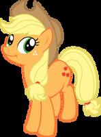 Applejack proud by LcPsycho