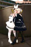 Kagamine Rin : +Always+ by KittyHimee