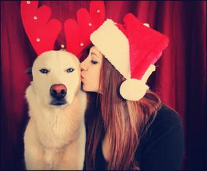 merry little christmas by rebekahkauffman