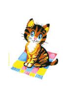 Kitten) by Alik-Volga