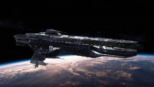 Paladin Battleship by Vattalus