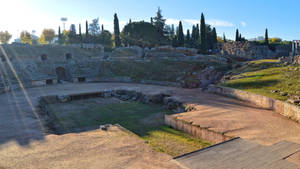 004 - Amphitheater in Merida by calasade