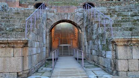 029 - Amphitheater in Merida by calasade