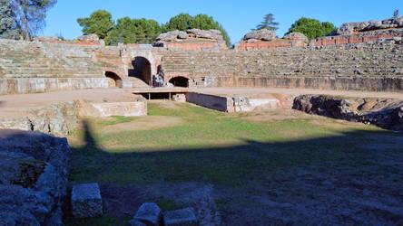 030 - Amphitheater in Merida by calasade