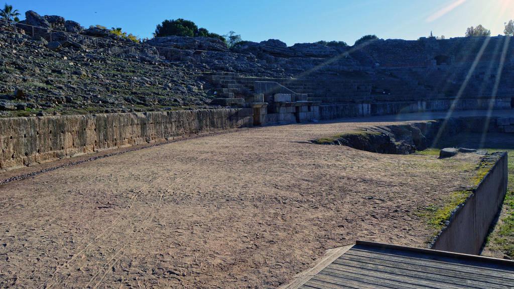036 - Amphitheater in Merida by calasade