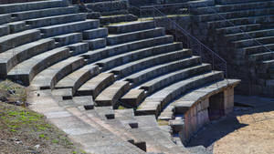 055 - Amphitheater in Merida by calasade