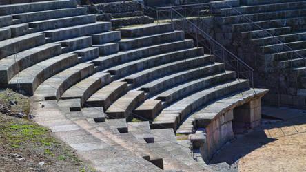 055 - Amphitheater in Merida by calasade