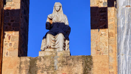 031 - Roman Theater Merida Spain by calasade