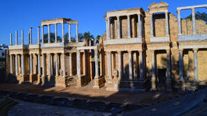 054 - Roman Theater Merida Spain by calasade