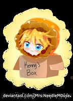 Kenny's Box by Mrs-NeedleM0use