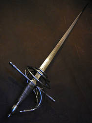 Sideswords c.1610 - 2 by Danelli-Armouries