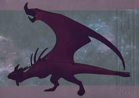 Dragon hatchling #1 by Aivomata