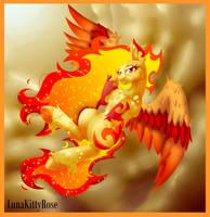 Flaming Hot [AT] by LunaKittyRose