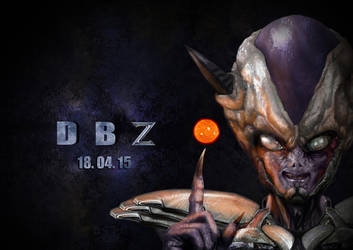 Live Action Frieza Poster by AndiMoo
