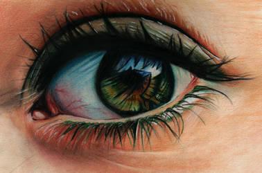 Eye i by Briscott
