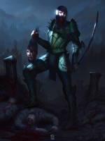 Dread Knight by TyphonArt