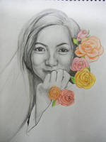 just a girl by jyacini