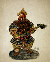 Neolithic Dwarven Culture by Artigas