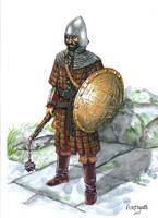 Selfish mercenary by Artigas