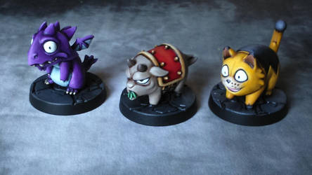 Super Dungeon Explore - pets by Reallybigfish