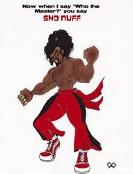 The Shogun of Harlem by Mark-W-Allison