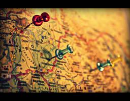 Travel by Zerda-Fox
