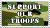 Support Our Troops by 1stClassStamps