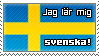 Jag lar mig svenska by 1stClassStamps