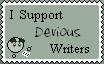 Writers Stamp by StraightJacketRed