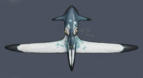 Fauxs Albatross Squid by commander-salamander