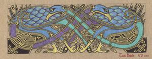 Two Birds by commander-salamander