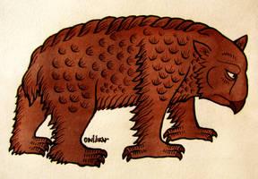 The Owlbear by commander-salamander