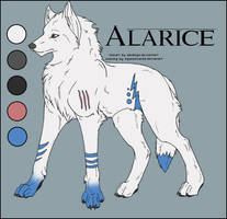 Alarice Character Sheet by equestrian88