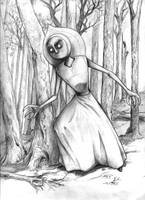 The Flatwoods Monster by aquilianranger