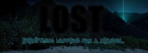 LOST - Season 1 Finale sig by aSsHoLe182