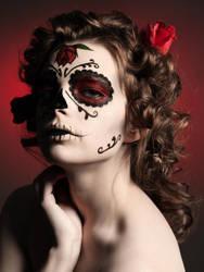Sugar Skull by Kalamakia