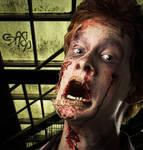 Gasp - Zombie by Kalamakia