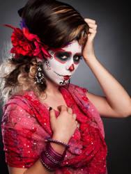 Sugar Skull Summer Fashion by Kalamakia