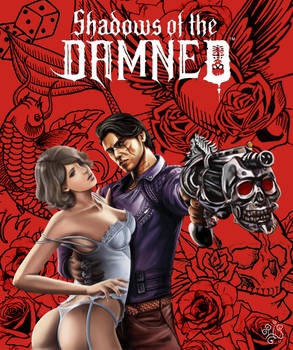shadows of the damned by tifa-SP