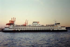 Washington State Ferry by Yiffyfox